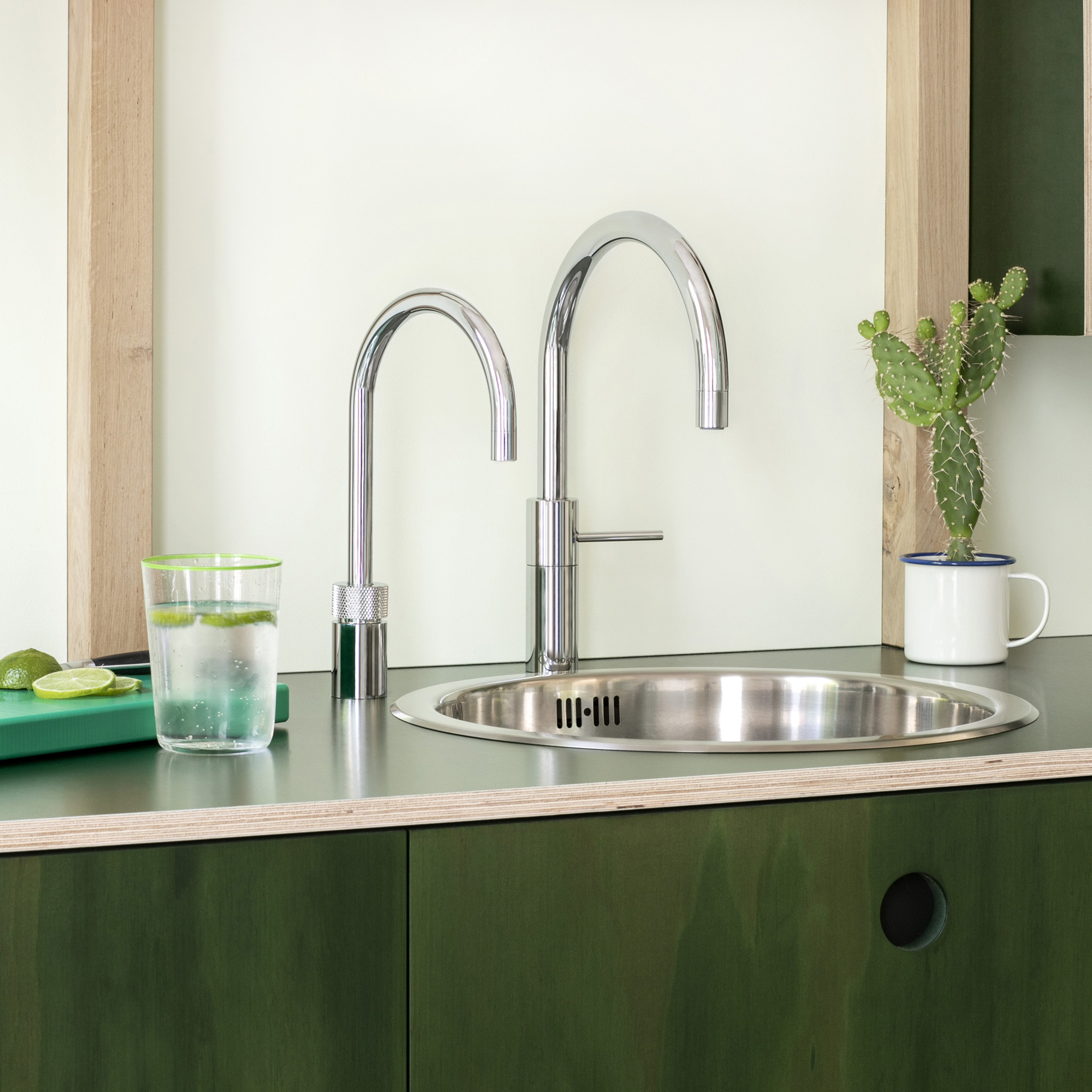 Quooker The Tap That Does It All